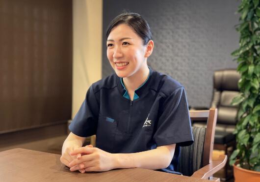 片田作業療法士