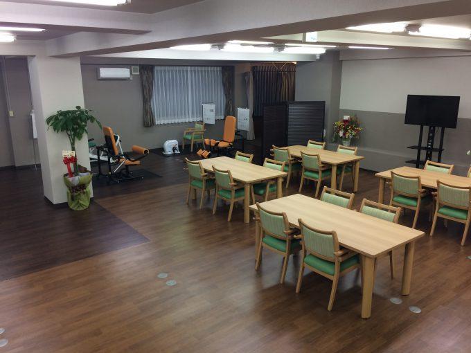 アクタガワ 生活リハビリ八幡 デイサービスセンター