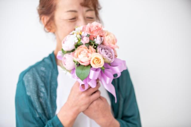 大好きな花の管理を自分でやりたい 生活リハビリ大賞