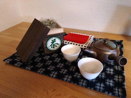 五感の生活 新茶