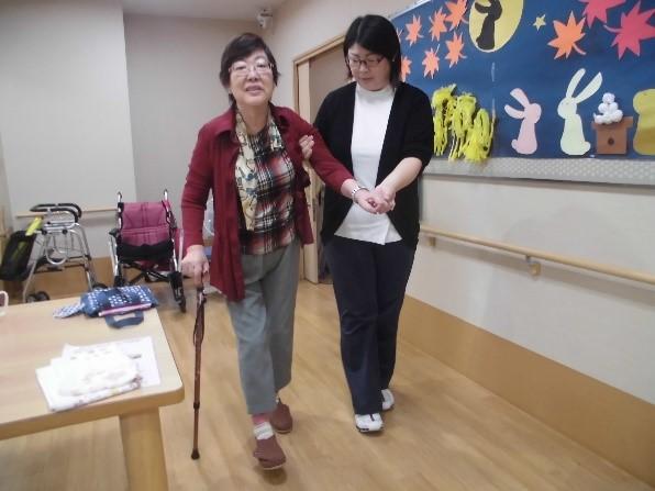 O様・女性・74歳 |小さな孫と一緒に散歩をしたり遊びに出かけたい