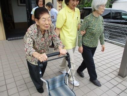 T様・女性・94歳 |畑仕事が出来るようになると嬉しい
