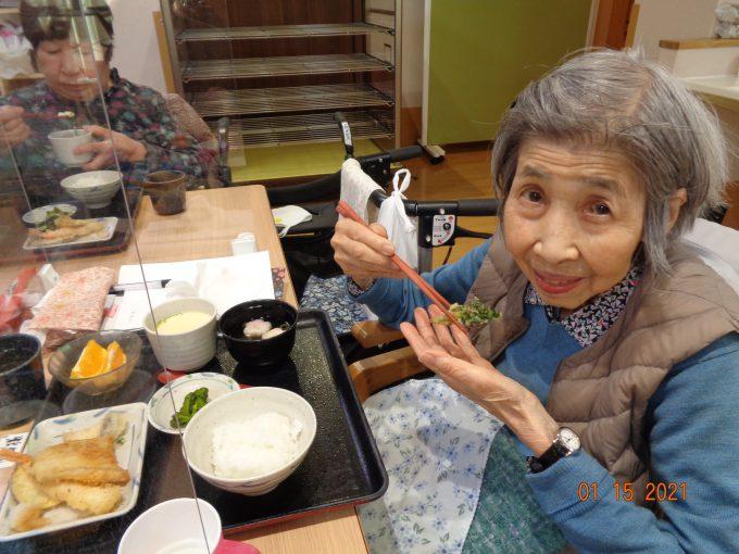 1月15日(金)今年初めての「ぺんぎん食堂」開催