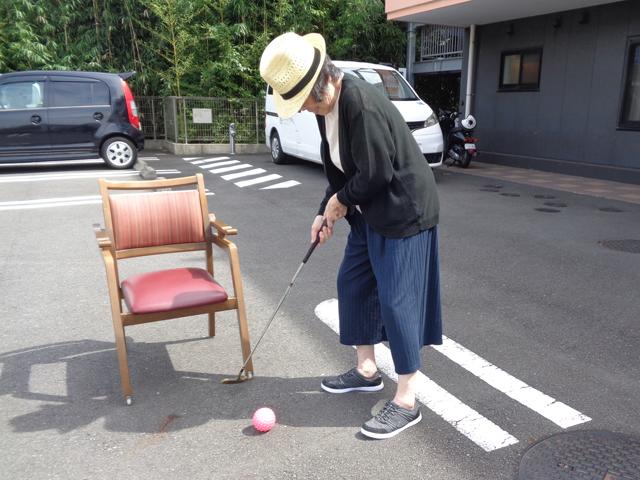 ゴルフクラブ|生活リハビリクラブ押切 クラブ紹介