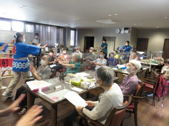 静岡中央 夏祭り開催