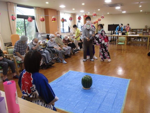 2021年8月 長泉 夏祭り開催