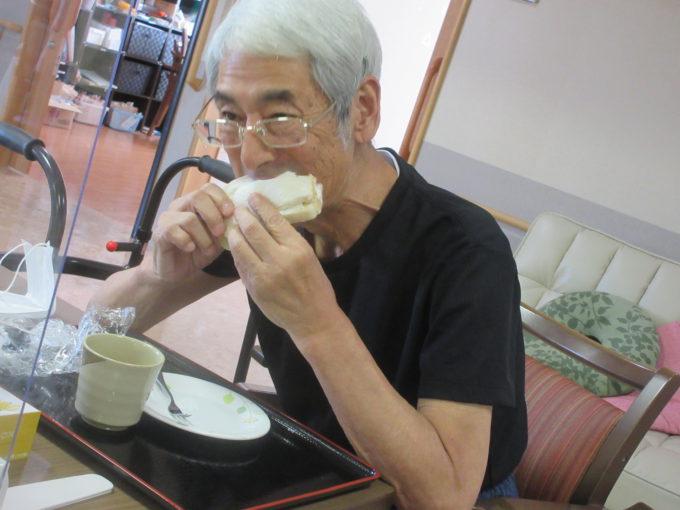 富士市デイサービス_おやつレク